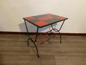 COFFEE TABLE SCOUBIDOU. 1950 '
