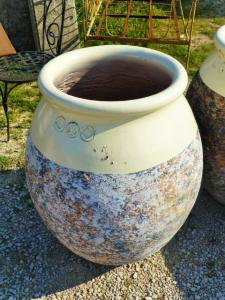 OLIVE JARS FROM  PROVENCE