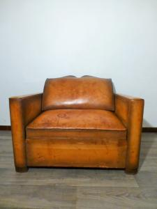ART DECO CLUB ARMCHAIR.CIRCA 1930
